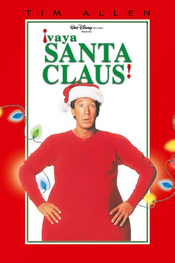 """Poster for the movie """"Santa Clausula"""""""