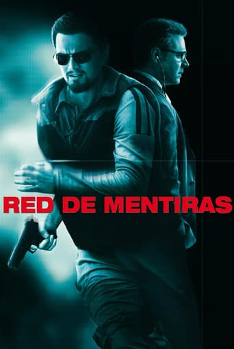 "Poster for the movie ""Red de mentiras"""