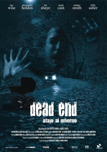 "Poster for the movie ""Dead End: Atajo al infierno"""