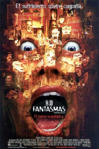"Poster for the movie ""13 fantasmas"""