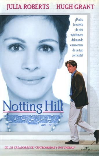 "Poster for the movie ""Notting Hill"""