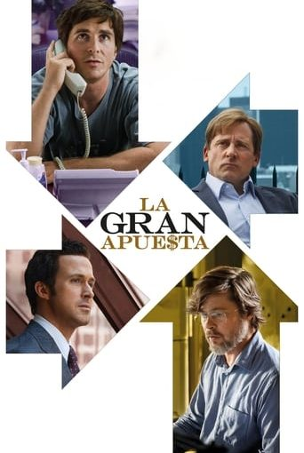 "Poster for the movie ""La gran apuesta"""