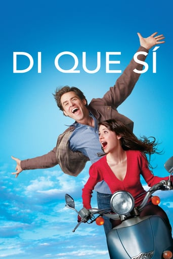 "Poster for the movie ""Di que sí"""