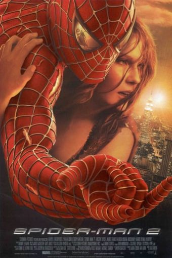 """Poster for the movie """"Spider-Man 2"""""""