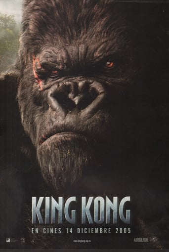 """Poster for the movie """"King Kong"""""""