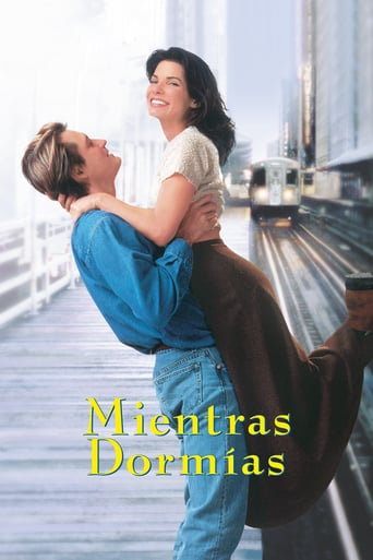 "Poster for the movie ""Mientras dormías"""