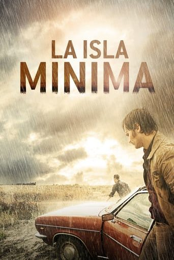 "Poster for the movie ""La isla mínima"""
