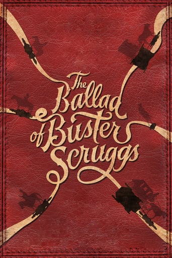 Poster for the movie «La balada de Buster Scruggs»