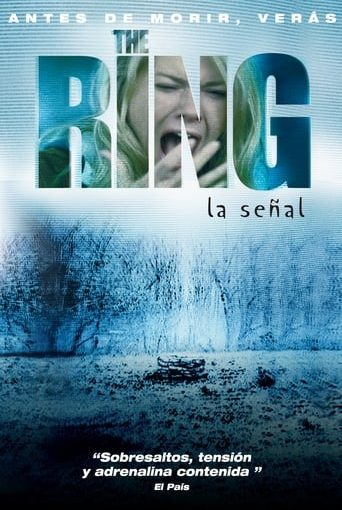 """Poster for the movie """"The Ring (La señal)"""""""