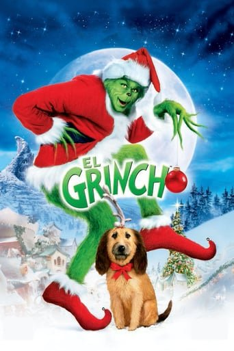 """Poster for the movie """"El Grinch"""""""