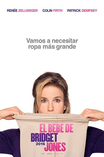 "Poster for the movie ""Bridget Jones' Baby"""