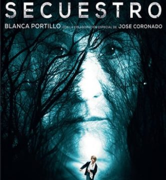 """Poster for the movie """"Secuestro"""""""