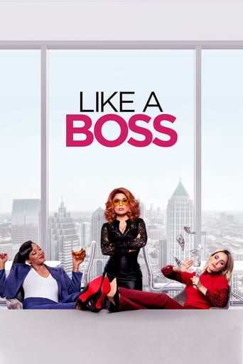 "Poster for the movie ""Like a Boss"""