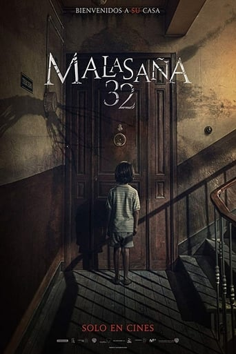 "Poster for the movie ""Malasaña 32"""