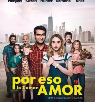 "Poster for the movie ""La gran enfermedad del amor"""