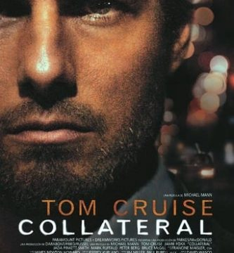 """Poster for the movie """"Collateral"""""""