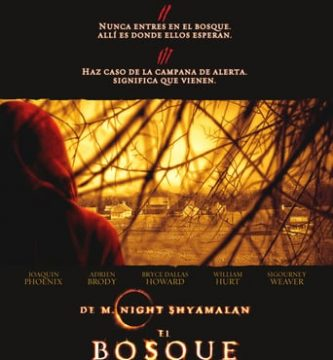 """Poster for the movie """"El bosque"""""""