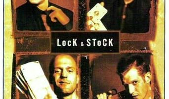 Poster for the movie «Lock & Stock»