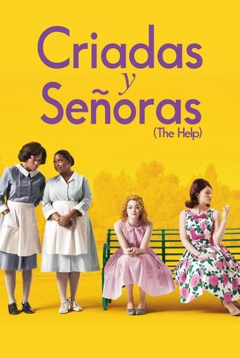 "Poster for the movie ""Criadas y señoras"""