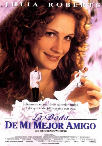 Poster for the movie «La boda de mi mejor amigo»