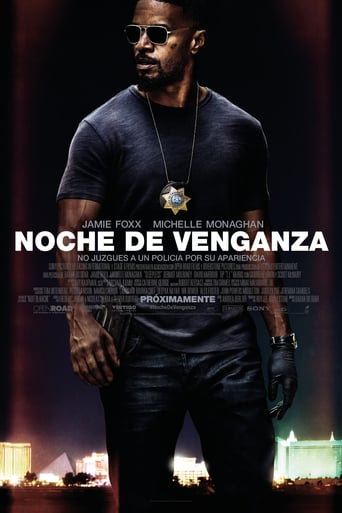 Poster for the movie «Noche de venganza»