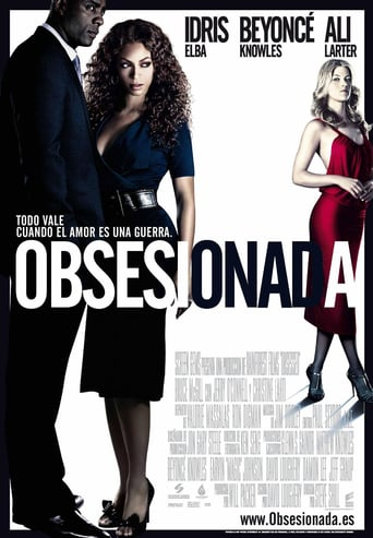 """Poster for the movie """"Obsesionada"""""""