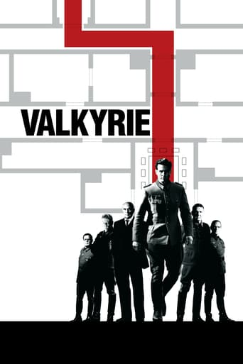 Poster for the movie «Valkiria»