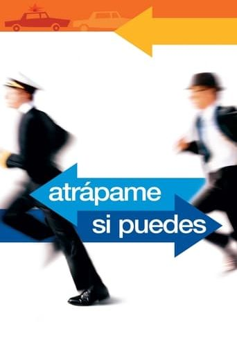"Poster for the movie ""Atrápame si puedes"""