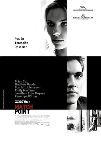 """Poster for the movie """"Match Point"""""""