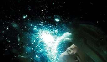 Poster for the movie «Underwater»