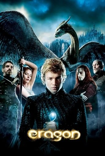 "Poster for the movie ""Eragon"""