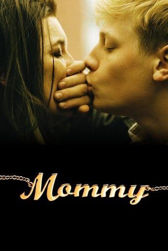 "Poster for the movie ""Mommy"""