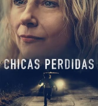 """Poster for the movie """"Chicas perdidas"""""""