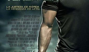 Poster for the movie «Sed de venganza»