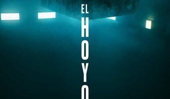 Poster for the movie «El hoyo»