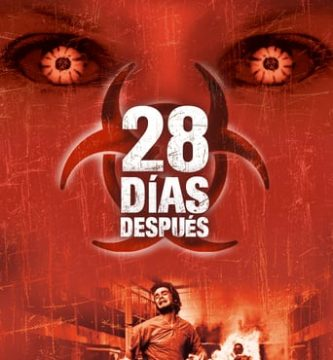 "Poster for the movie ""28 días después"""