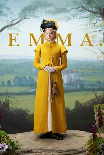 "Poster for the movie ""Emma"""