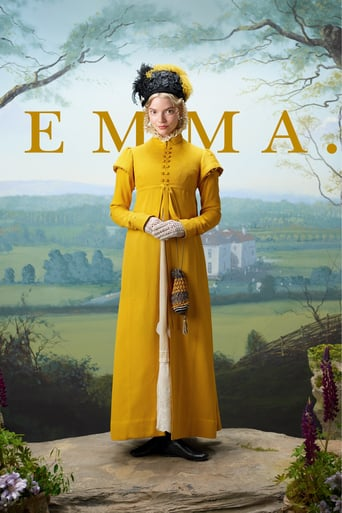 Poster for the movie «Emma»