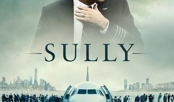 Poster for the movie «Sully»
