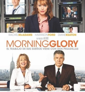 "Poster for the movie ""Morning Glory"""