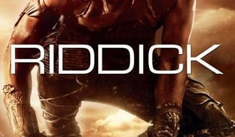 Poster for the movie «Riddick»