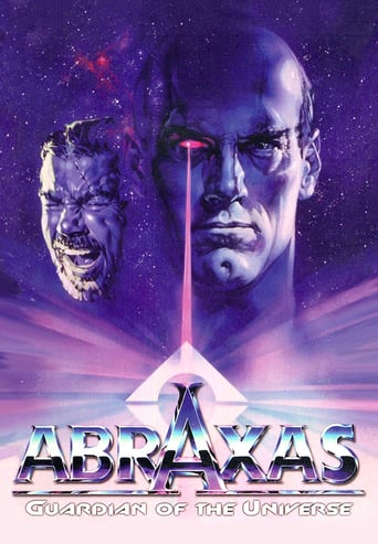 "Poster for the movie ""Abraxas: Guardián del Universo"""