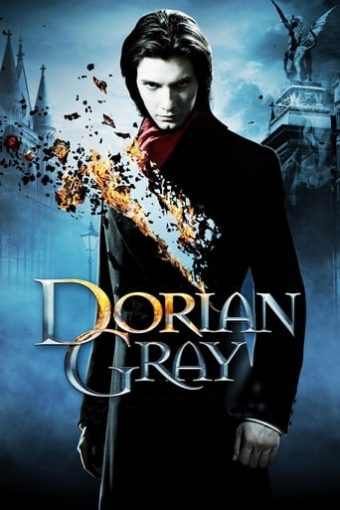 "Poster for the movie ""El retrato de Dorian Gray"""
