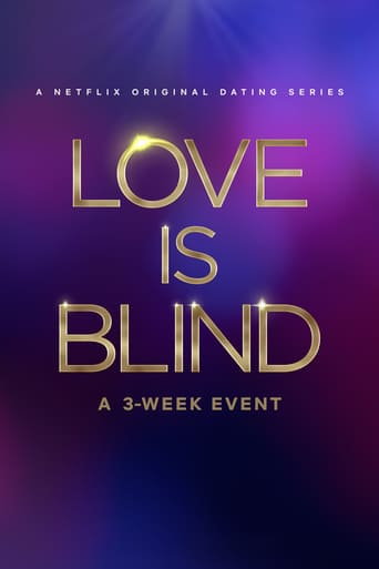 "Poster for the movie ""Love is Blind"""