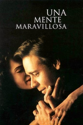 "Poster for the movie ""Una mente maravillosa"""
