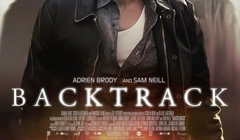 Poster for the movie «Backtrack»