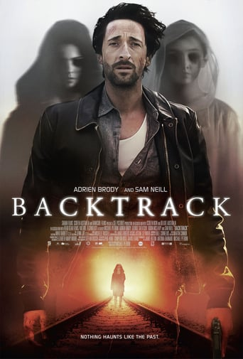 "Poster for the movie ""Backtrack"""