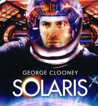 "Poster for the movie ""Solaris"""
