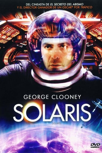 Poster for the movie «Solaris»