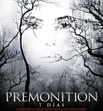 """Poster for the movie """"Premonition (7 días)"""""""